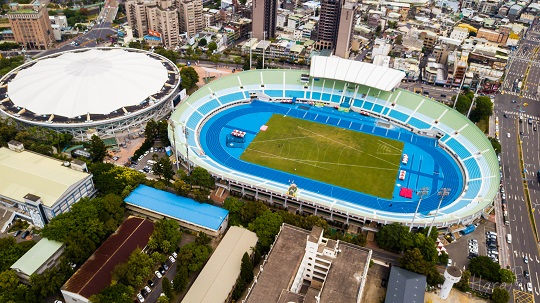 City Track and Field Stadium