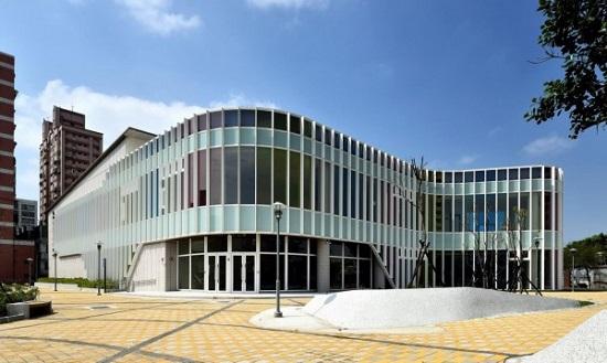 Taoyuan City Nan Ping Sport Center