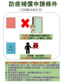 衛生福利部因應春節返國潮請民眾勿違反中央流行疫情指揮中心所實施防疫之措施