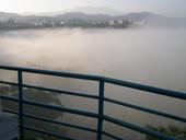 嬌羞的大漢溪河谷