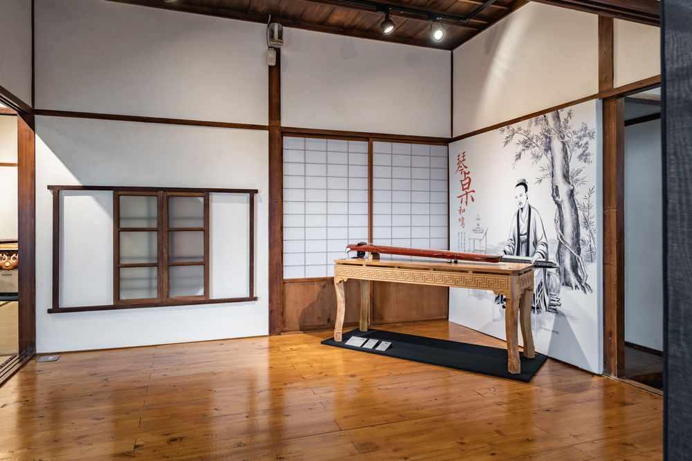 大溪琴桌創作展 展品與輸出呼應