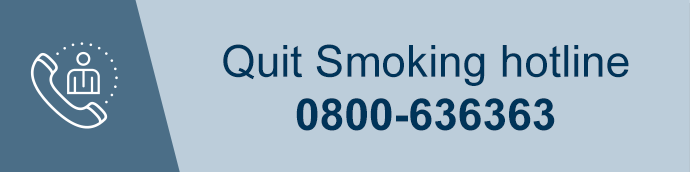Quit Smoking hotline