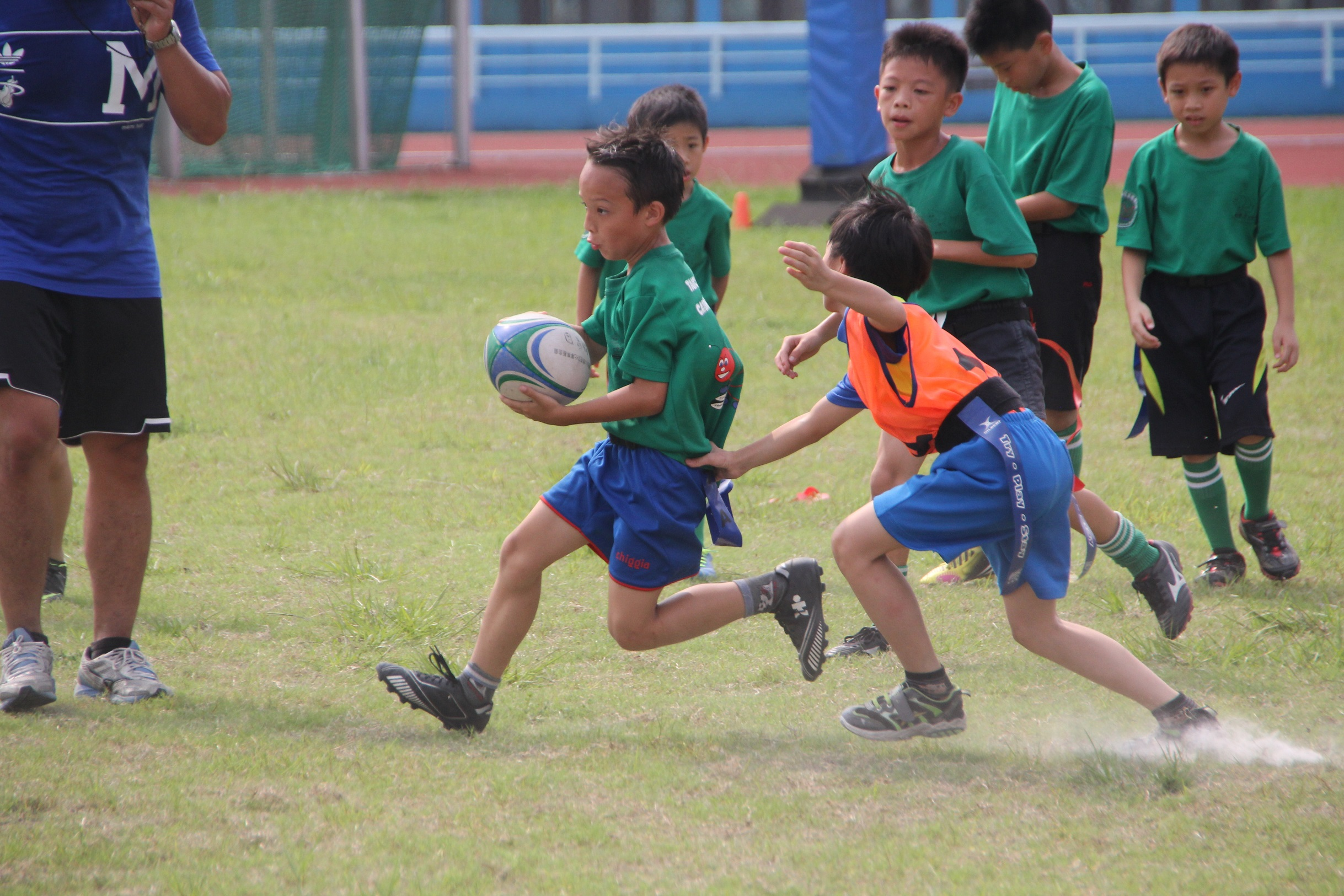 2015桃園國際十人制橄欖球邀請賽