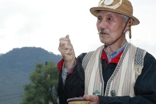 泰雅族小米播種祭