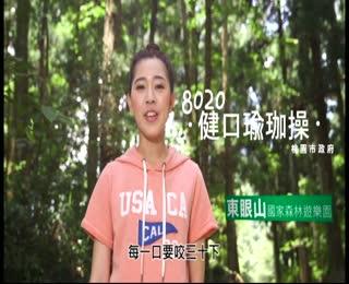 104年桃園8020健口瑜珈操宣導短片(客語)